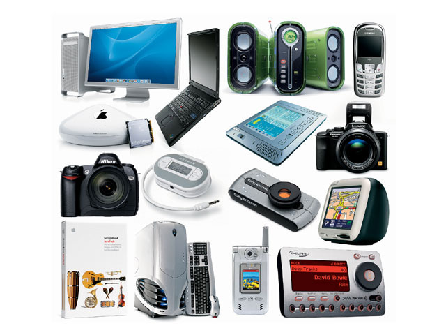 Electronic gadgets diary of a mind - New uses for home products ...