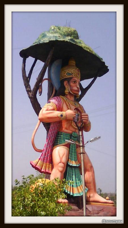 Hanuman,India