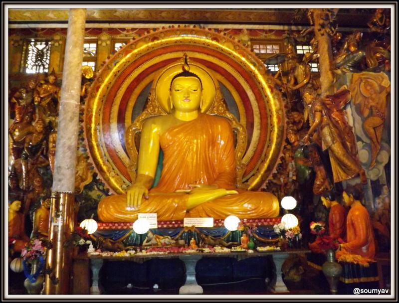 Buddha in Srilanka